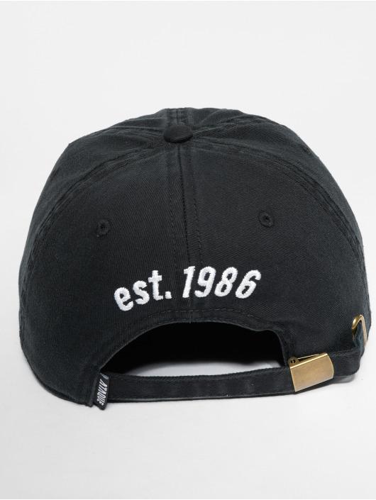 Ataque snapback cap Leon zwart