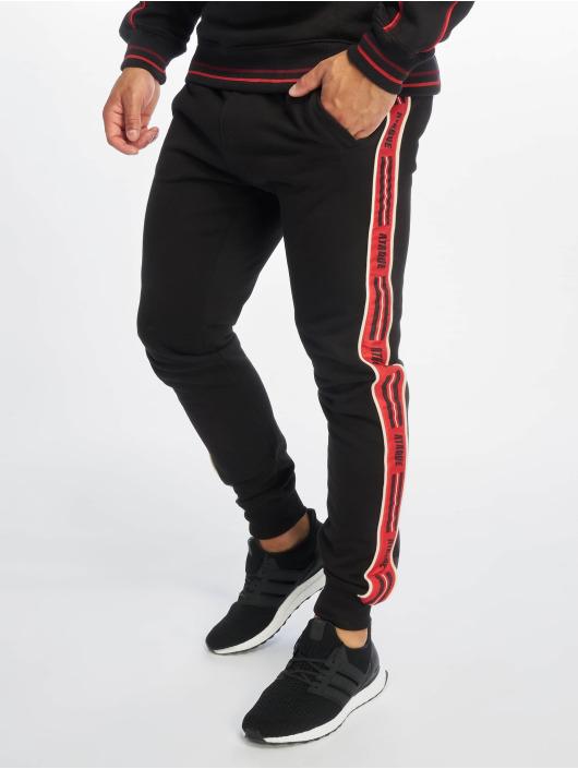 Ataque Spodnie do joggingu Honda czarny