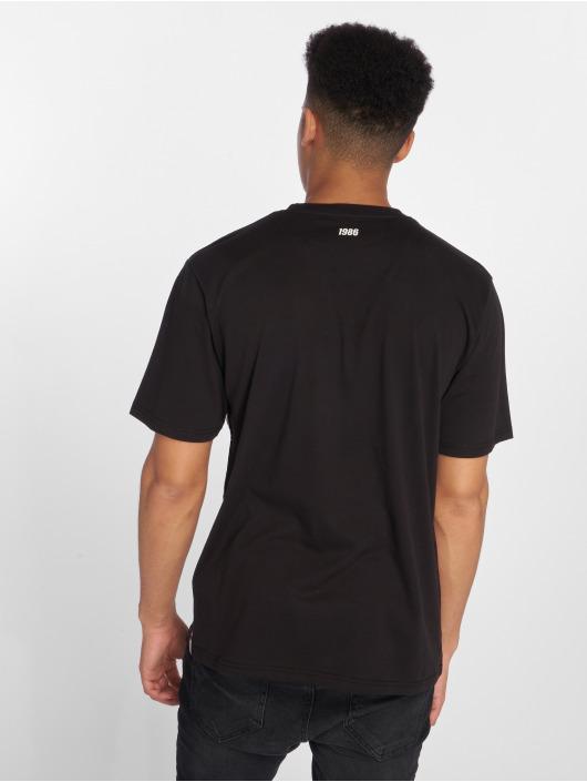 Ataque T-shirt Azul nero