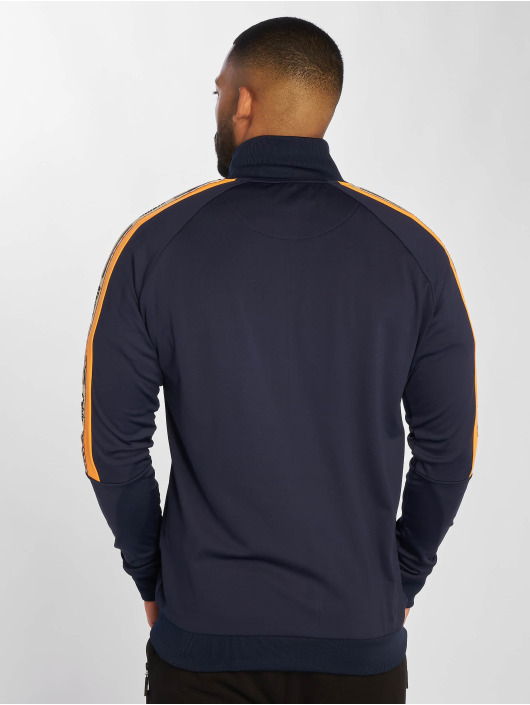 Ataque Übergangsjacke Trackjacket blau