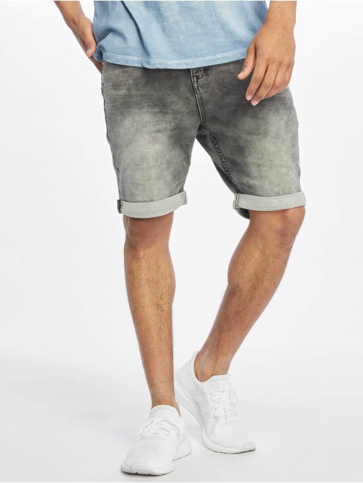 Authentic Style Шорты Sweat Denim Optic серый