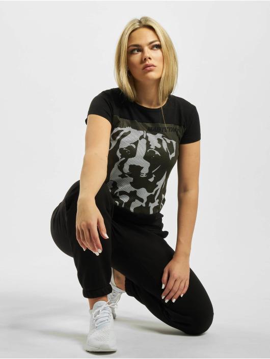 Babystaff Camiseta Veva negro