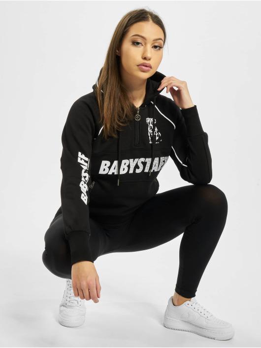Babystaff Hoodie Prissy black