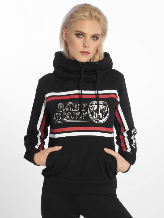Babystaff Hoodies Ilox sort