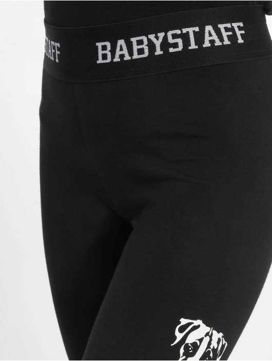 Babystaff Legging Valea schwarz