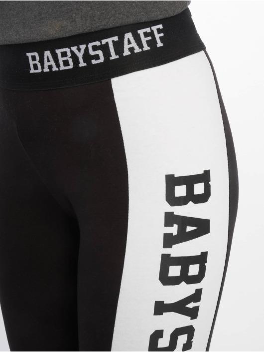 Babystaff Leggingsit/Treggingsit Bonee musta
