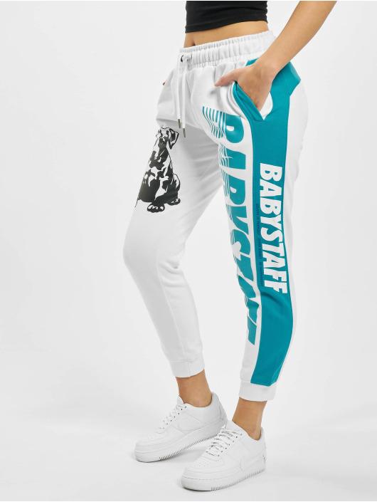 Babystaff Pantalón deportivo Vena blanco