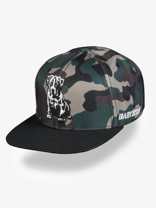 Babystaff Snapback Caps Pica camouflage
