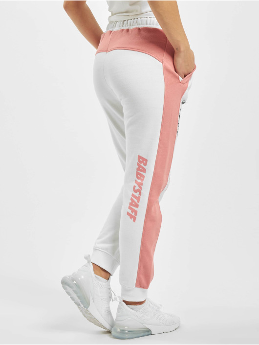 Babystaff Sweat Pant Vena white