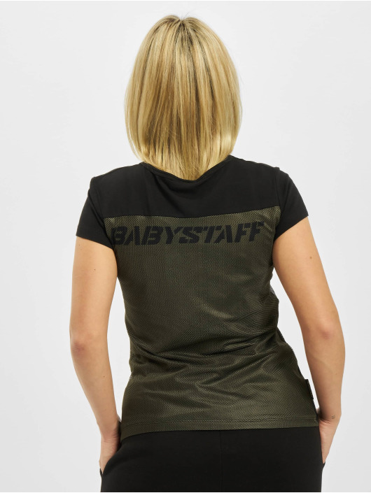 Babystaff T-paidat Veva musta