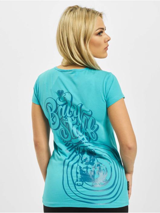 Babystaff t-shirt Sayo turquois
