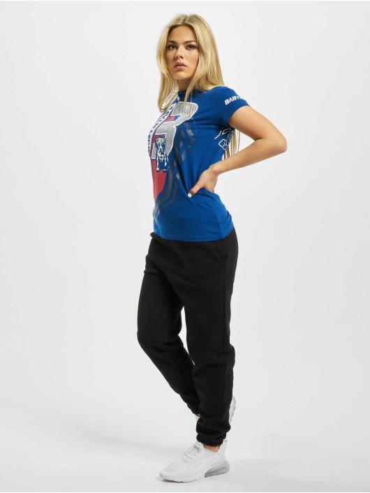 Babystaff T-shirts Briks blå