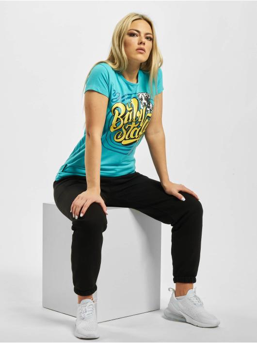 Babystaff T-shirts Sayo turkis