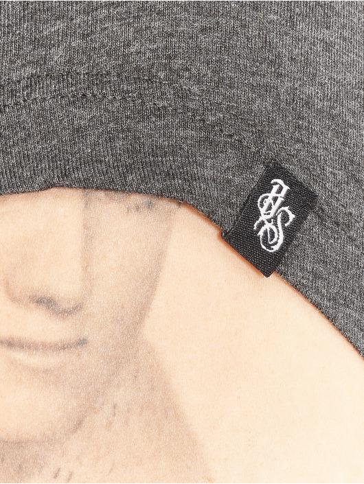 Babystaff T-skjorter Nukop grå