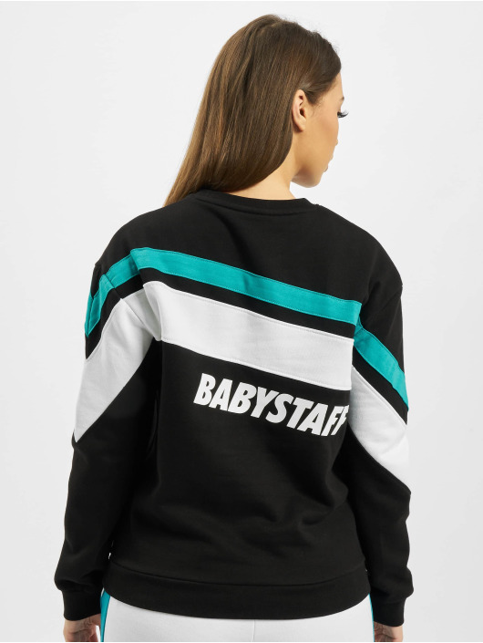Babystaff trui Mella zwart
