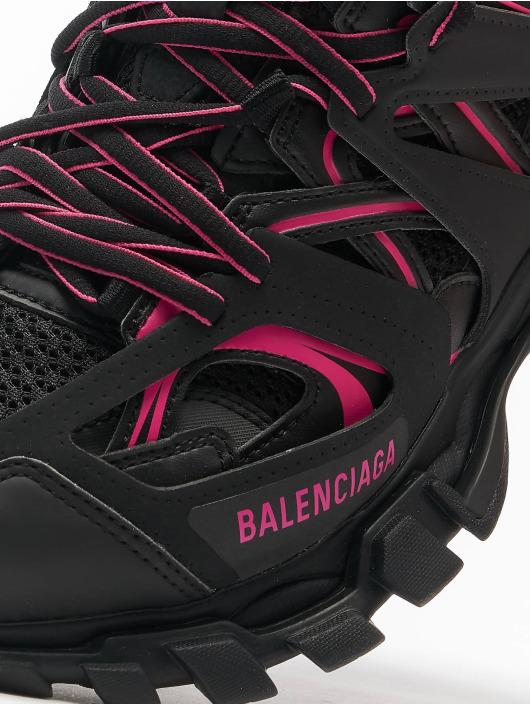 Balenciaga Сникеры Track черный