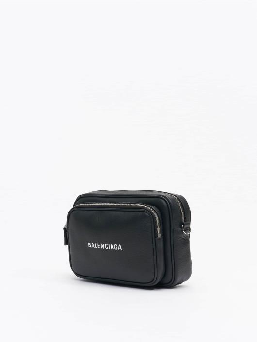 Balenciaga Сумка Everyday Multizip Logo черный