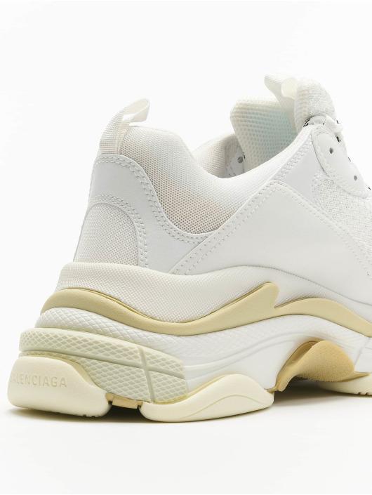 Balenciaga Baskets Triple S blanc