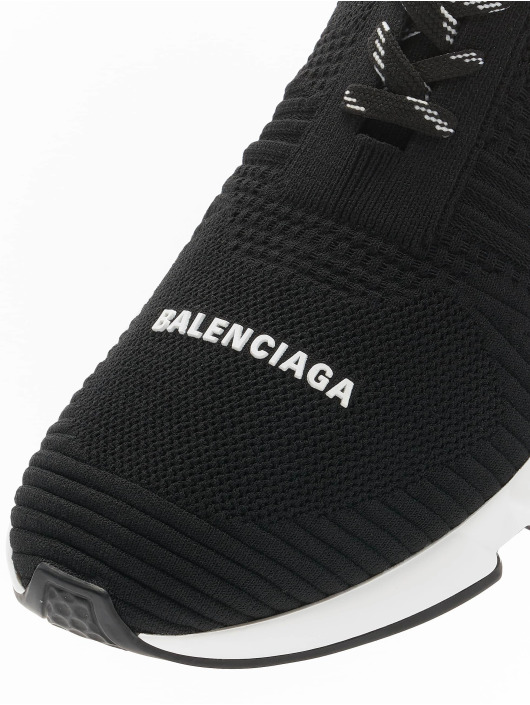 Balenciaga Baskets Speed Lace Up noir