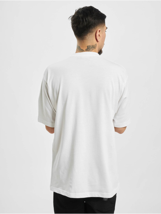 Balenciaga Camiseta GYM WAER Oversize Fit blanco
