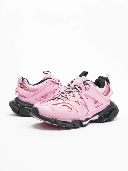 Balenciaga sneaker Track Black Sole pink