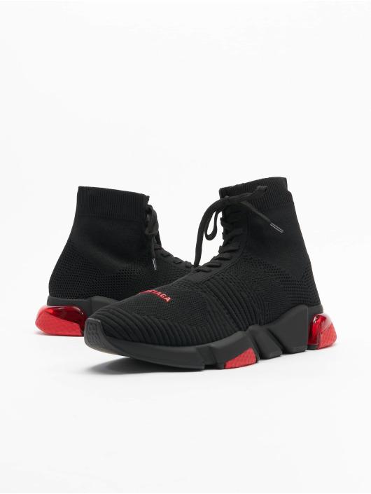 Balenciaga Sneaker Speed Lace Up Clear schwarz