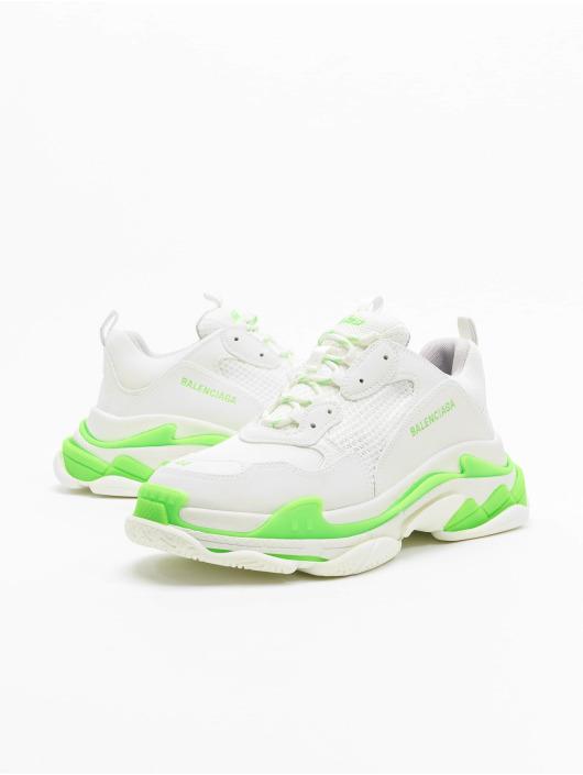Balenciaga sneaker Triple S wit