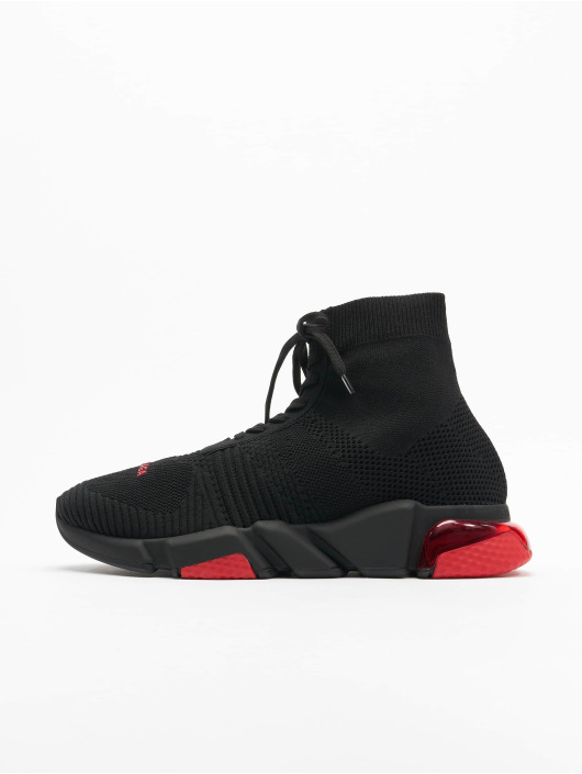 Balenciaga sneaker Speed Lace Up Clear zwart