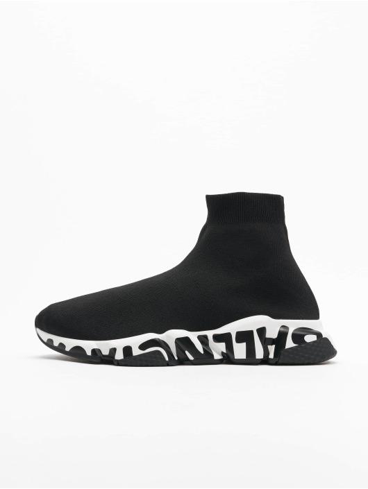 Balenciaga sneaker Speed LT Graffiti zwart