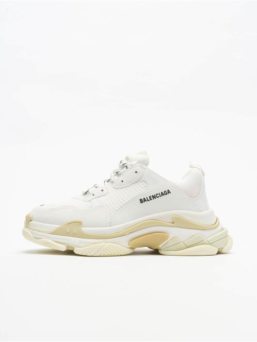 Balenciaga Sneakers Triple S white