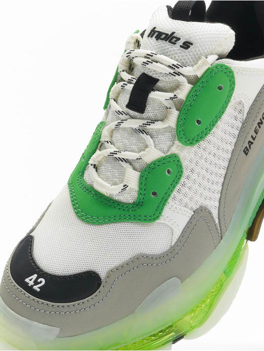 Balenciaga Sneakers Triple S Clear Sole zelená