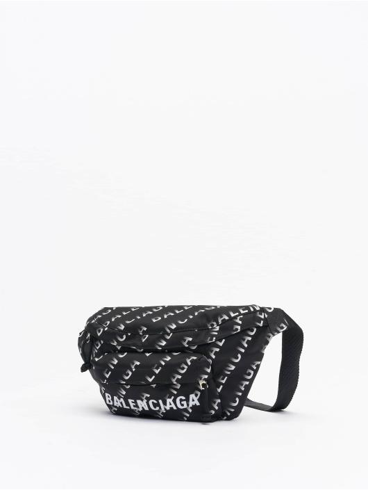 Balenciaga tas Wheel  // Warning: Different return policy – item can not be returned zwart
