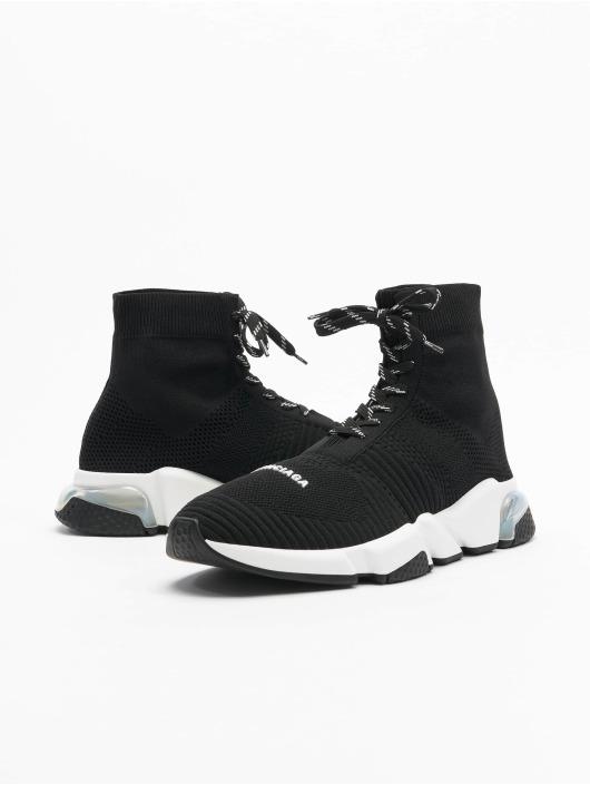 Balenciaga Zapatillas de deporte Speed Lace Up negro