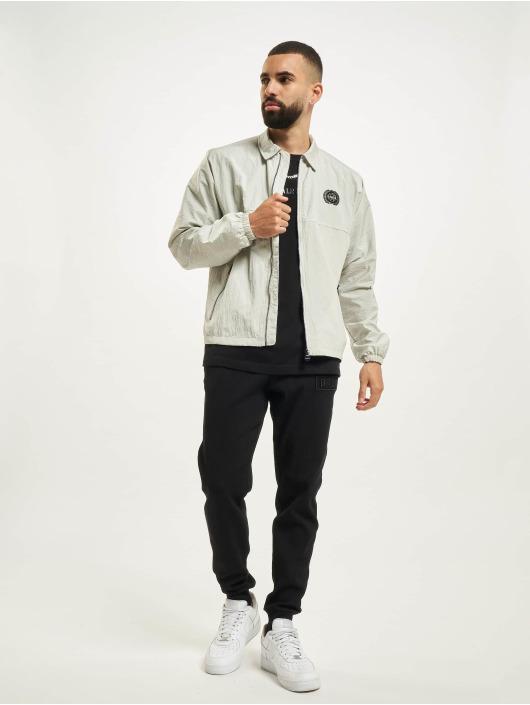 BALR Демисезонная куртка Tech Badge Classic серый