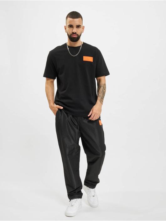 BALR Camiseta Small Branded Box Fit negro