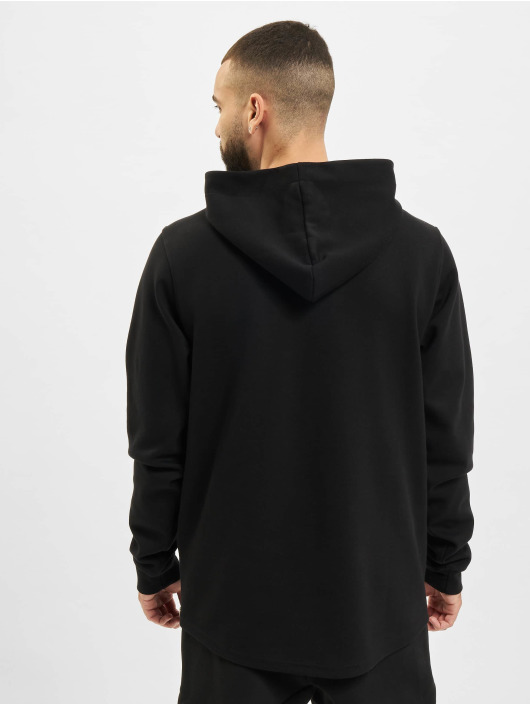 BALR Hoody Q-Series Straight Classic zwart