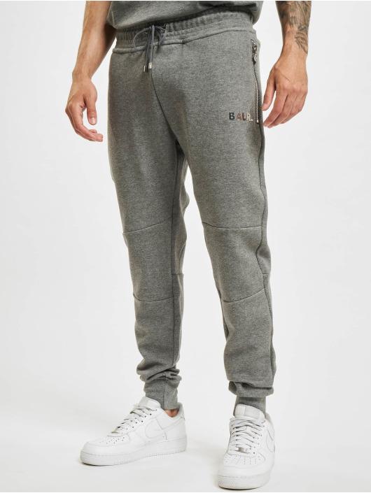 BALR Jogging kalhoty Q-Series Classic šedá
