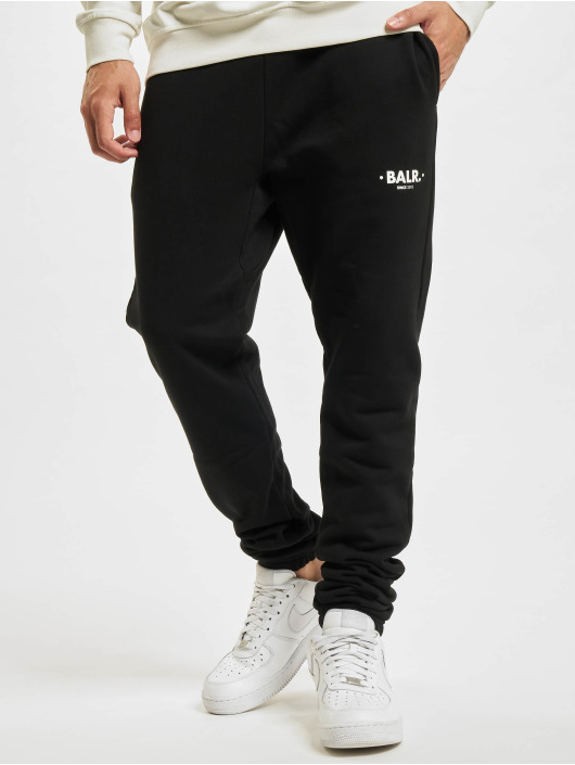 BALR joggingbroek Minimalistic Relaxed Fit zwart