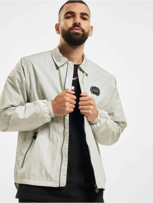 BALR Overgangsjakker Tech Badge Classic grå