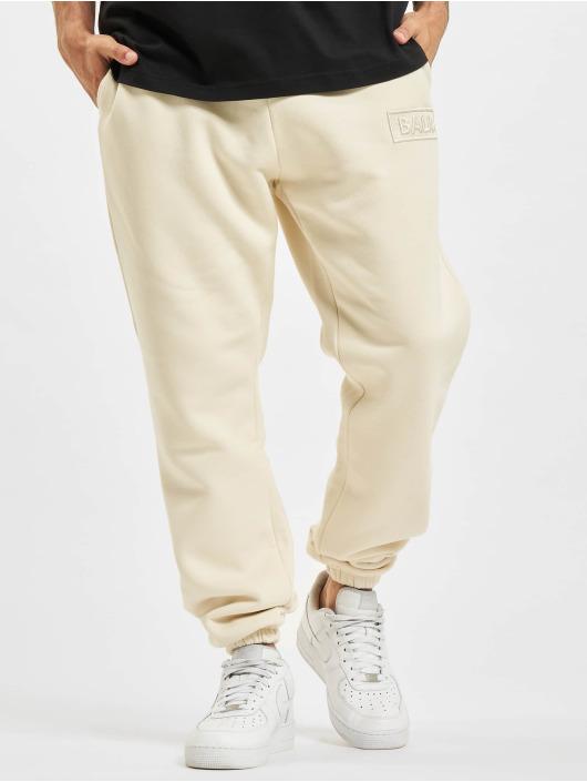 BALR Pantalón deportivo Loose Club Embro beis