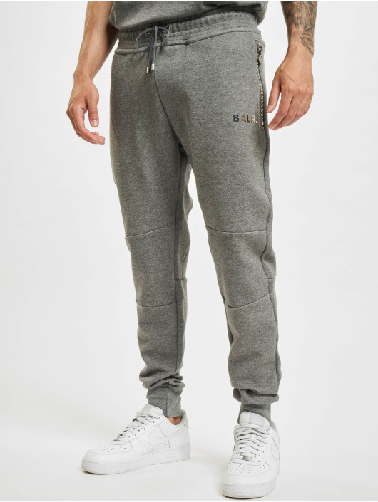 BALR Pantalón deportivo Q-Series Classic gris