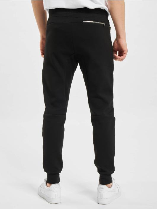 BALR Pantalón deportivo Q-Series Slim Classic negro