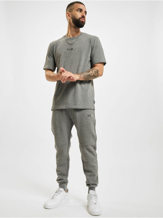 BALR Pantalone ginnico Q-Series Classic grigio