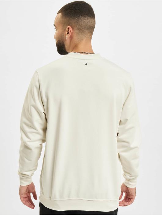 BALR Pullover Crest Print Amsterdam weiß