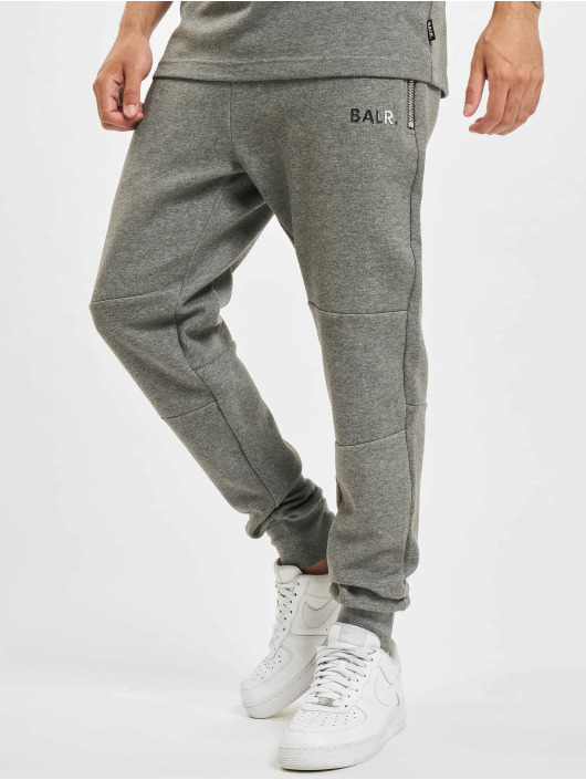 BALR Sweat Pant Q-Series Classic grey