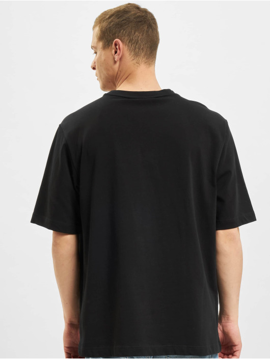 BALR T-Shirt LOAB Stadium Loose Fit black
