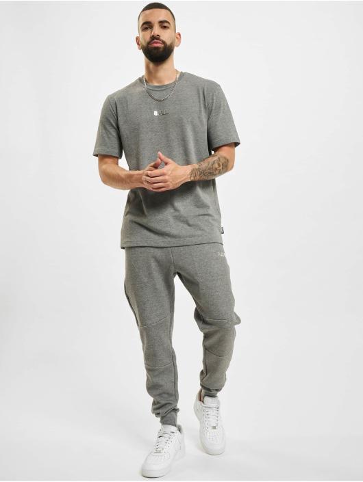 BALR T-shirt BL Classic Straight grå