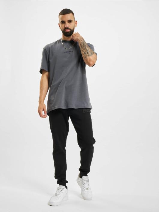 BALR T-shirt LOAB Chest Box Fit grå