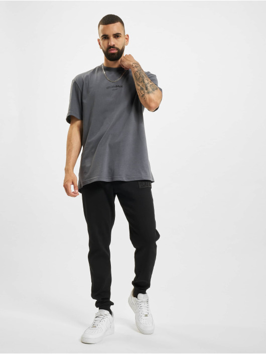 BALR T-shirt LOAB Chest Box Fit grigio