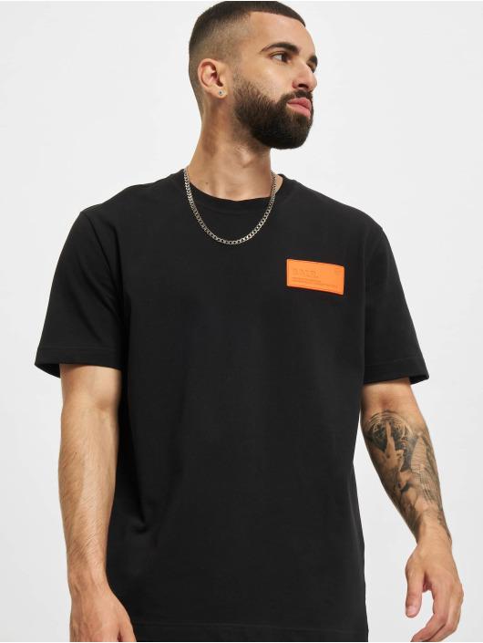 BALR T-Shirt Small Branded Box Fit noir
